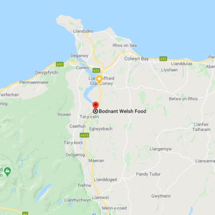 Bodnant-Map